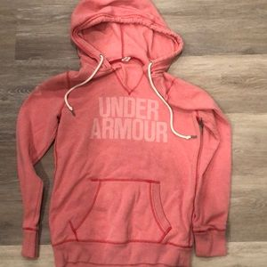 Under armour hoodie sweatshirt